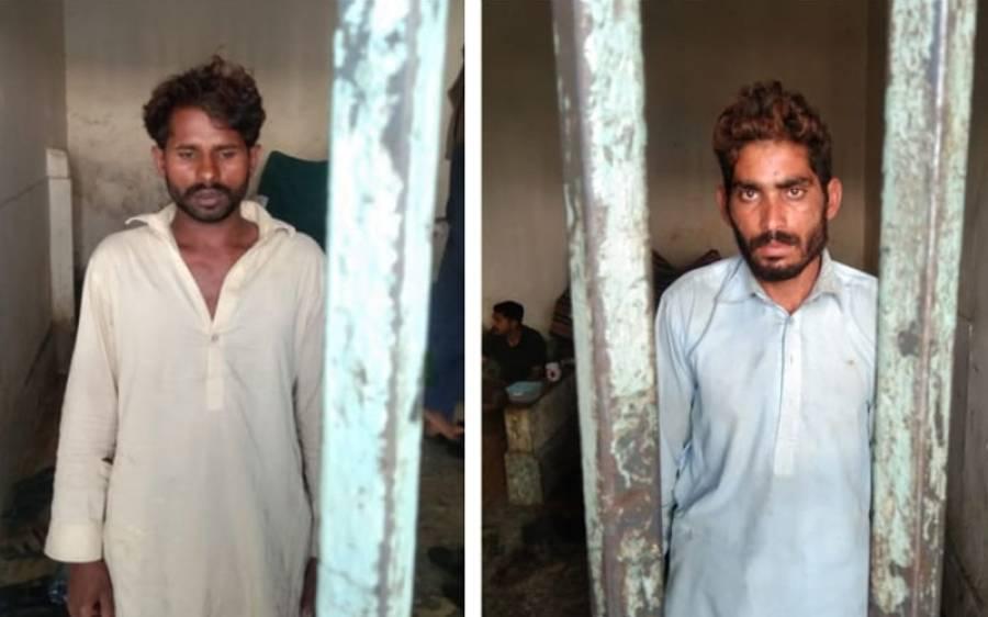 فیصل آباد میں مبینہ پولیس مقابلہ، بچوں سے زیادتی اور ڈکیتیوں میں ملوث 4 ملزمان ہلاک
