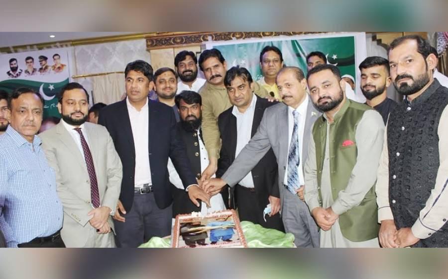مسلم لیگ ن کے زیر اہتمام شارجہ میں پاکستان کا 55 واں یوم دفاع منایا گیا