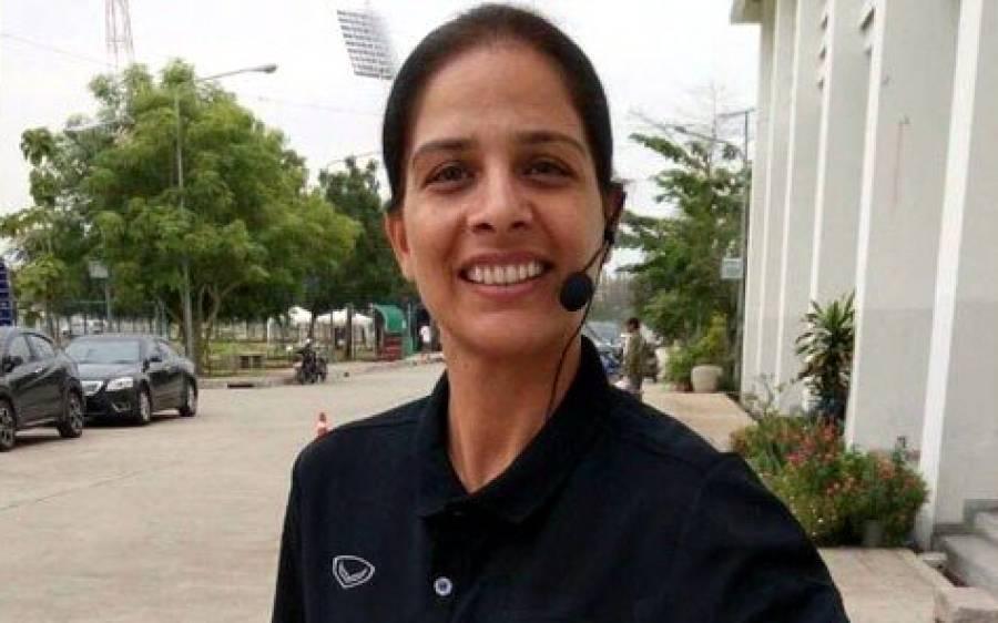 ہاکی میچز میں امپائرنگ کے فرائض انجام دینے والی پہلی پاکستانی خاتون اب کیا خواہش رکھتی ہیں؟