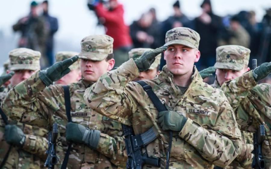 امریکہ نے عراق میں فوجیوں کی تعداد کم کرنے کا اعلان کردیا