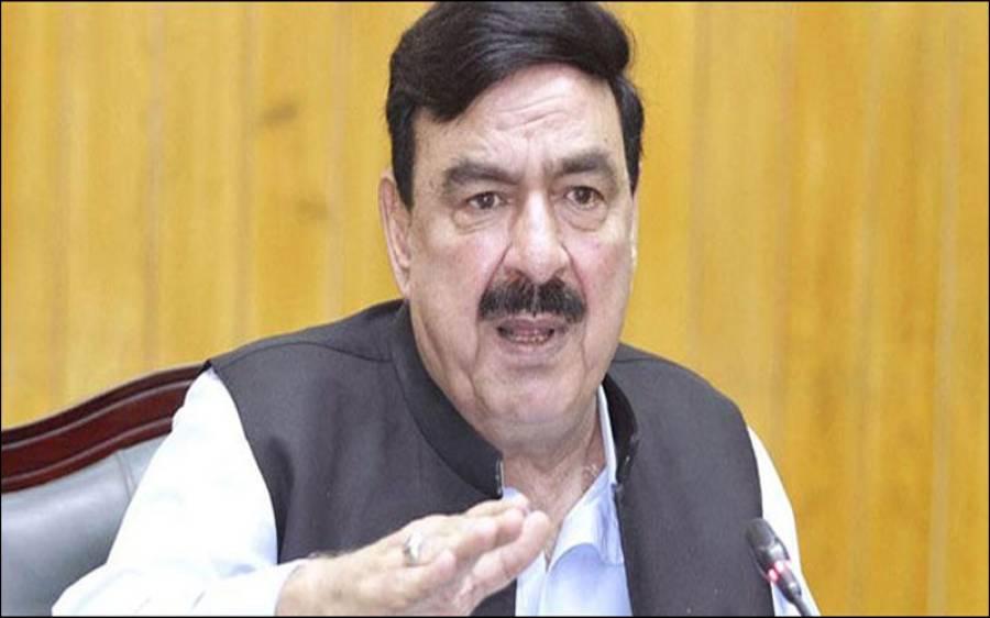 شیخ رشید نے 30 دسمبر سے پہلے ن لیگ تقسیم ہونے کی پیش گوئی کر دی