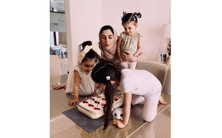'یہ میرے والدین اور بچوں کو لے جارہے ہیں' دبئی کے شہزادے کی اہلیہ نے ویڈیو سوشل میڈیا پر لگادی
