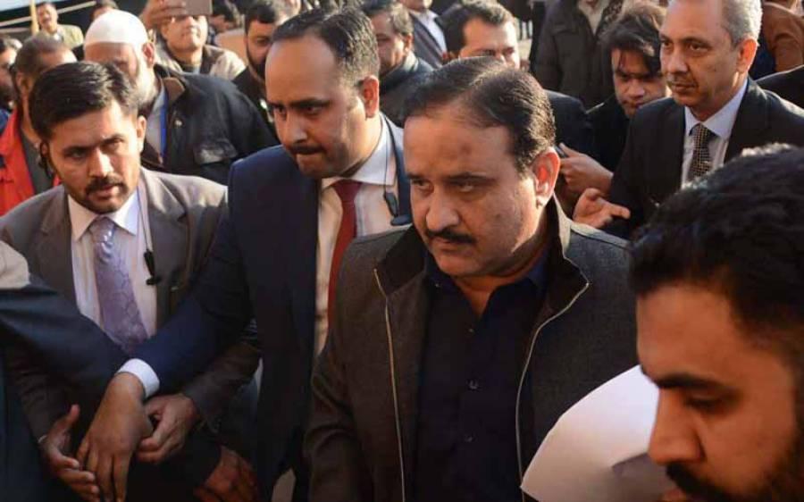 وزیر اعلیٰ پنجاب عثمان بزدار کچھ دیر میں پریس کانفرنس کریں گے
