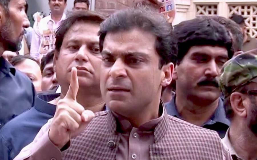 اپوزیشن لیڈر پنجاب اسمبلی حمزہ شہباز کی اہلیہ کا بھی کورونا ٹیسٹ پازیٹو آگیا
