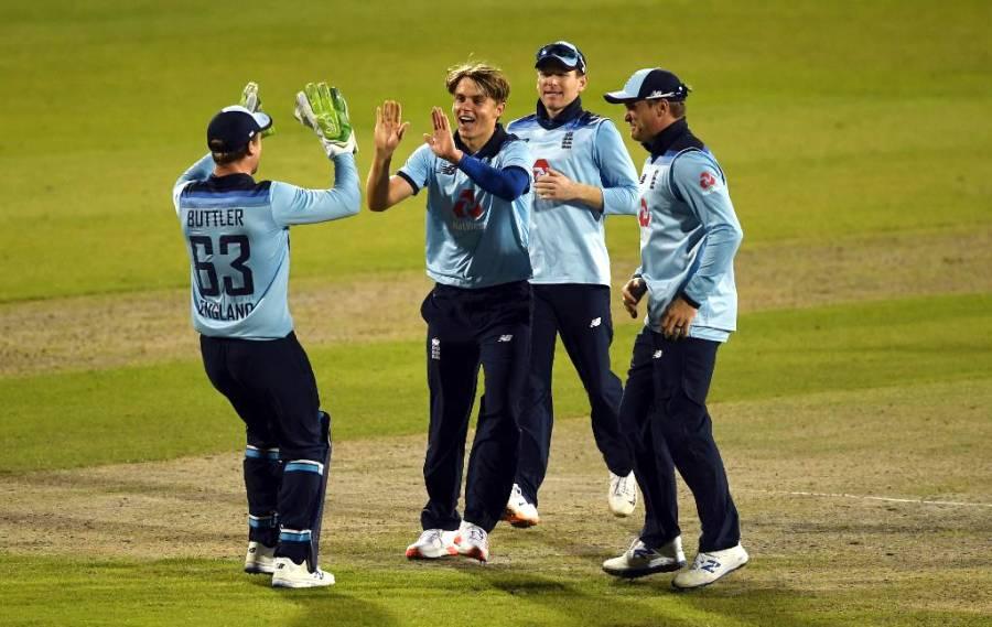 دوسرے ون ڈے میں آسٹریلیا کو 24 رنز سے شکست، انگلینڈ نے سیریز 1-1 سے برابر کر دی