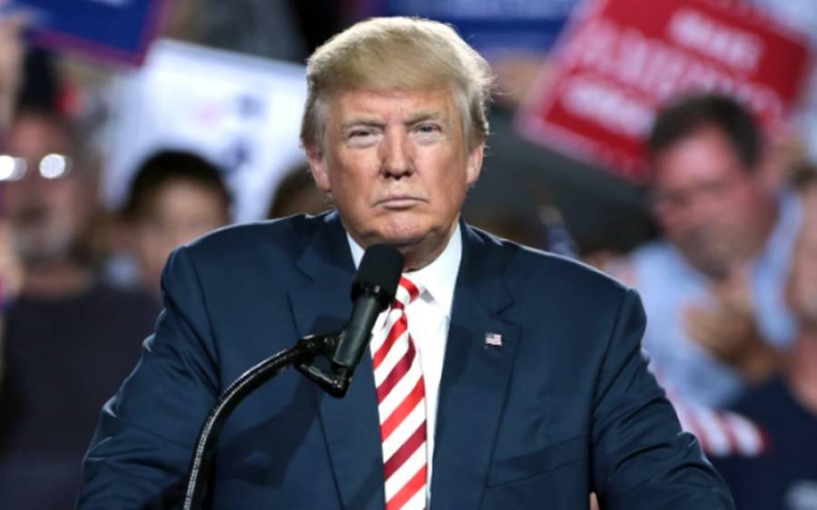 'جنرل قاسم سلیمانی کے قتل بدلہ لینے کا سوچا تو ۔۔ ۔'امریکی صدرکی ایک مرتبہ پھر ایران کو دھمکی