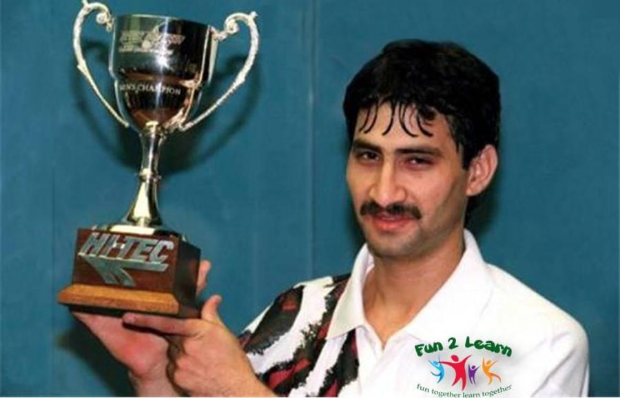 پشاور کے سکواش کھلاڑیوں کیلئے زبردست خوشخبری آ گئی، صوبائی حکومت نے ایسے شخص کی خدمات حاصل کر لیں کہ نوجوانوں کی خوشی کی انتہاءنہ رہے