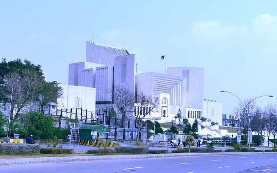سپریم کورٹ کی سابق ڈی جی پشاور ڈویلپمنٹ اتھارٹی کیخلاف نیب انکوائری جاری رکھنے کی ہدایت