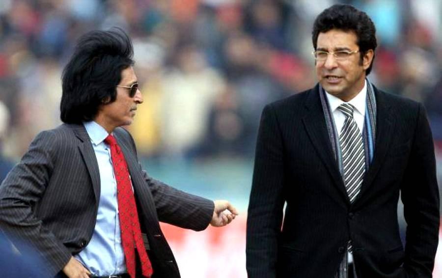 وسیم اکرم اور رمیز راجہ نیشنل ٹی 20 کپ میں بھی اردو کمنٹری کریں گے