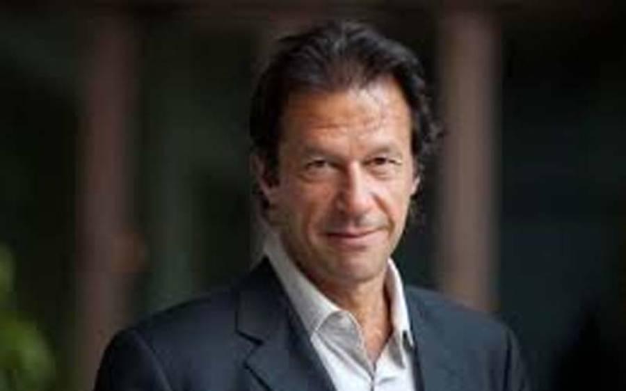 پاک فوج کو بدنام کرنا بھارتی سازش کا حصہ ، ن لیگ نے بھارتی ایجنڈے کو فروغ دیا : عمران خان