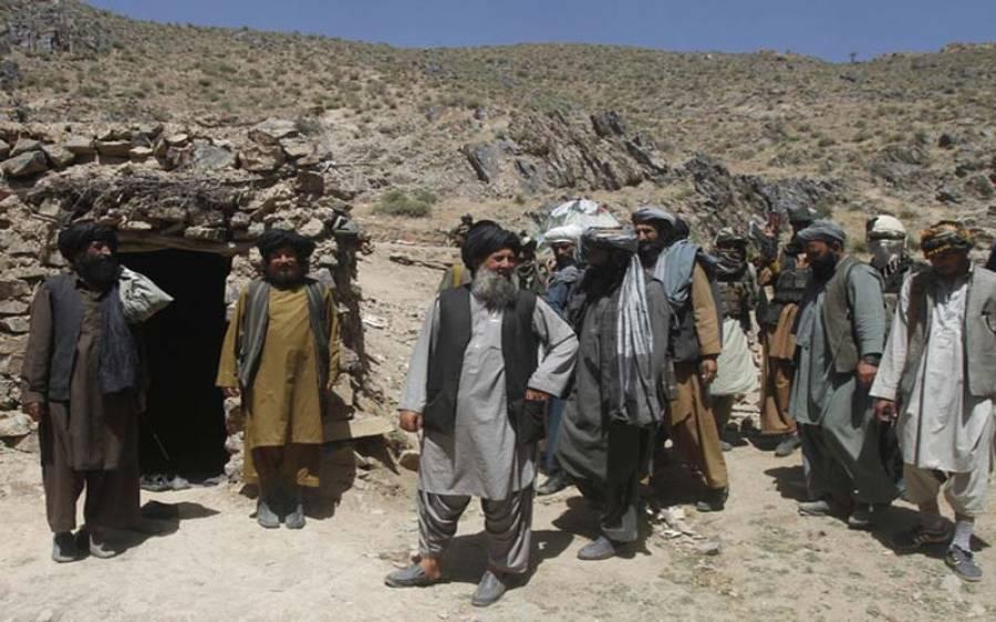 طالبان کا افغان سیکیورٹی فورسز پر بڑا حملہ ،29اہلکار ہلاک