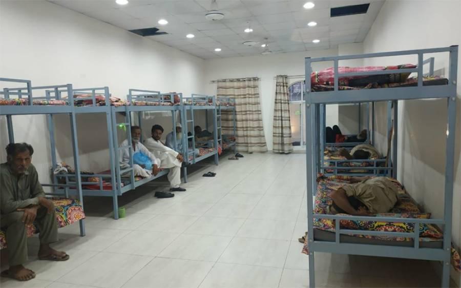 پنجاب حکومت کا لاہور میں 10نئی پناہ گاہیں بنانے کا فیصلہ