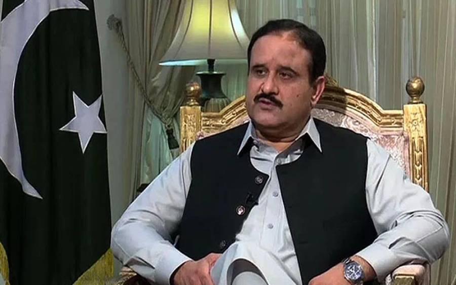 وزیراعلیٰ عثمان بزدار سے عاصم سلیم باجوہ کی ملاقات،پنجاب میں سی پیک پراجیکٹس پر کام کی رفتار تیز کرنے پر اتفاق