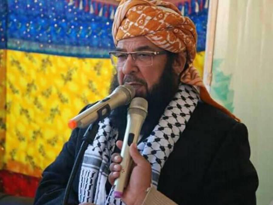 """""""آرمی چیف نے آزادی مارچ سے قبل کہا تھا کہ عمران خان کی حکومت چلنے دیں """"جے یو آئی ف کے رہنما کا تہلکہ خیز دعویٰ"""