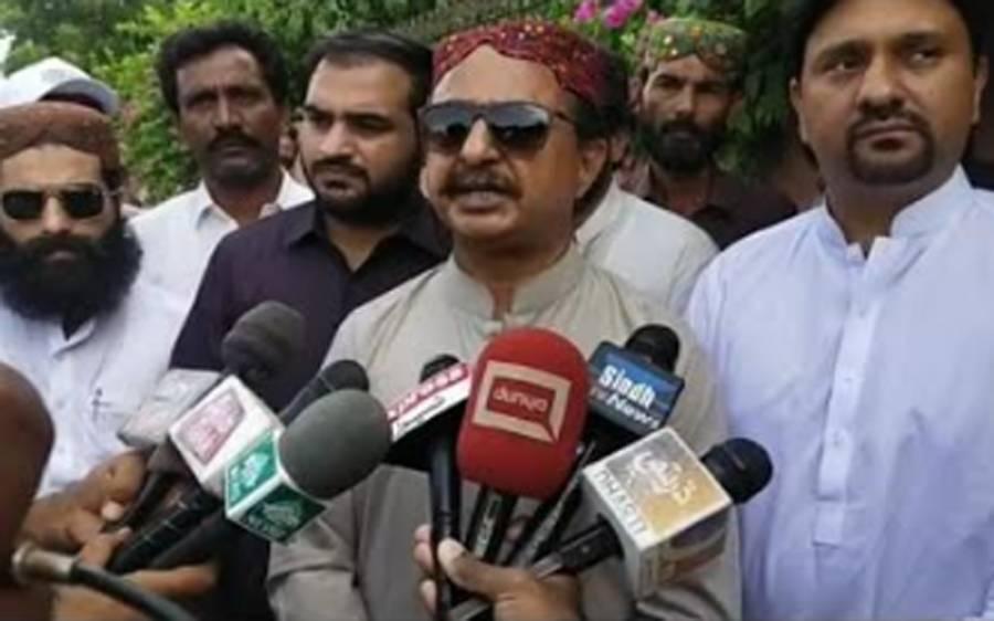 نواز شریف عمران خان دشمنی میں ملک دشمنی پر اتر آئے ہیں، حلیم عادل شیخ
