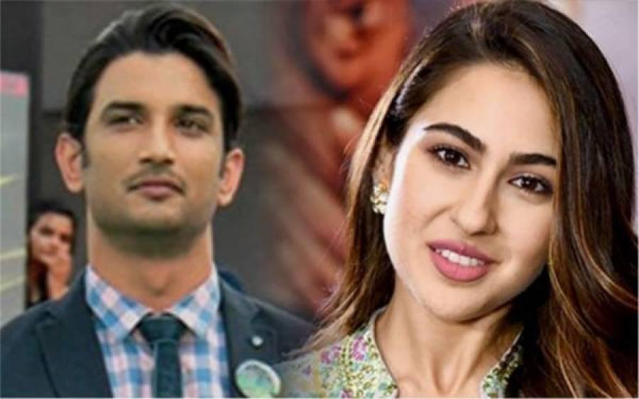 ''فلم کیدار ناتھ کی شوٹنگ کے دوران سوشانت سنگھ کے بہت قریب آگئی تھی،، نارکوٹیکس کنٹرول بیورو کے سامنے سارہ علی خان نے تہلکہ خیز انکشاف کردیا