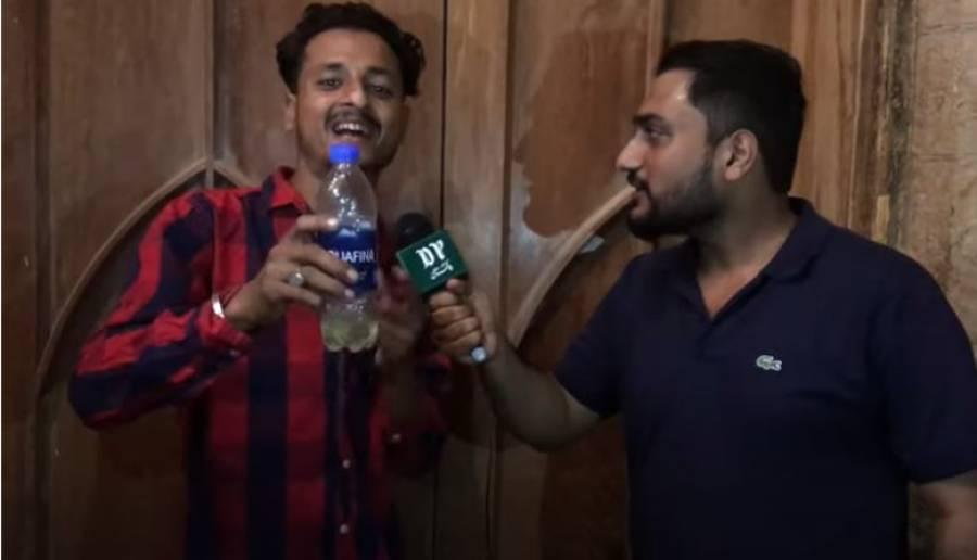 کراچی کی وہ جگہ جہاں ٹک ٹاکرز سارا دن ویڈیوز بناتے رہتے ہیں