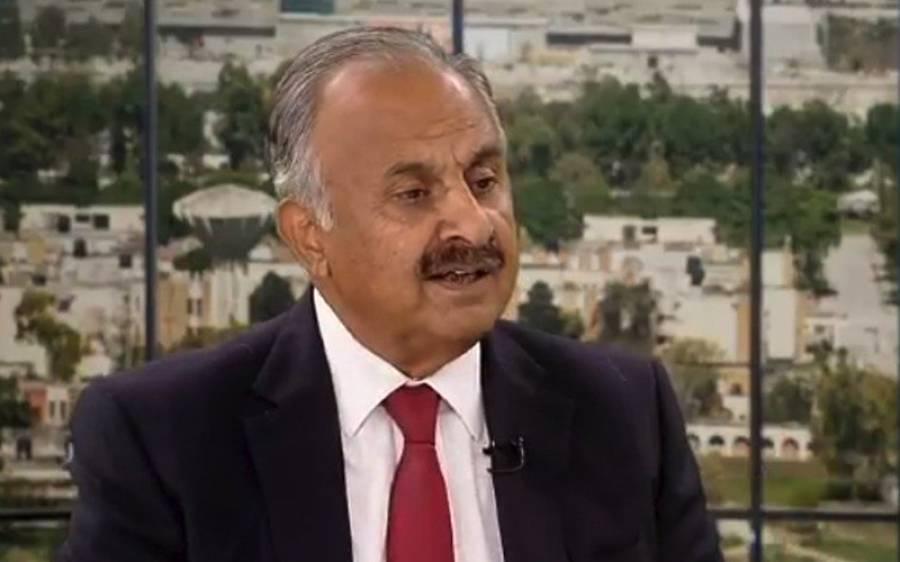 شہباز شریف کی گرفتاری سےاچھا پیغام نہیں جائیگا کیونکہ ۔۔۔ لیفٹیننٹ جنرل(ر) عبدالقیوم نے حیران کن بات کہہ دی