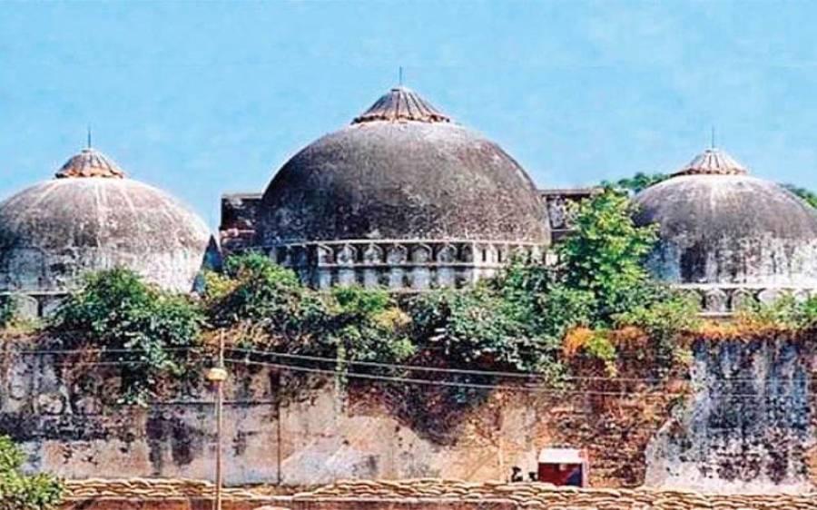 بھارتی عدالت نے 28 سال بعد بابری مسجد شہادت کیس کا فیصلہ سنا دیا
