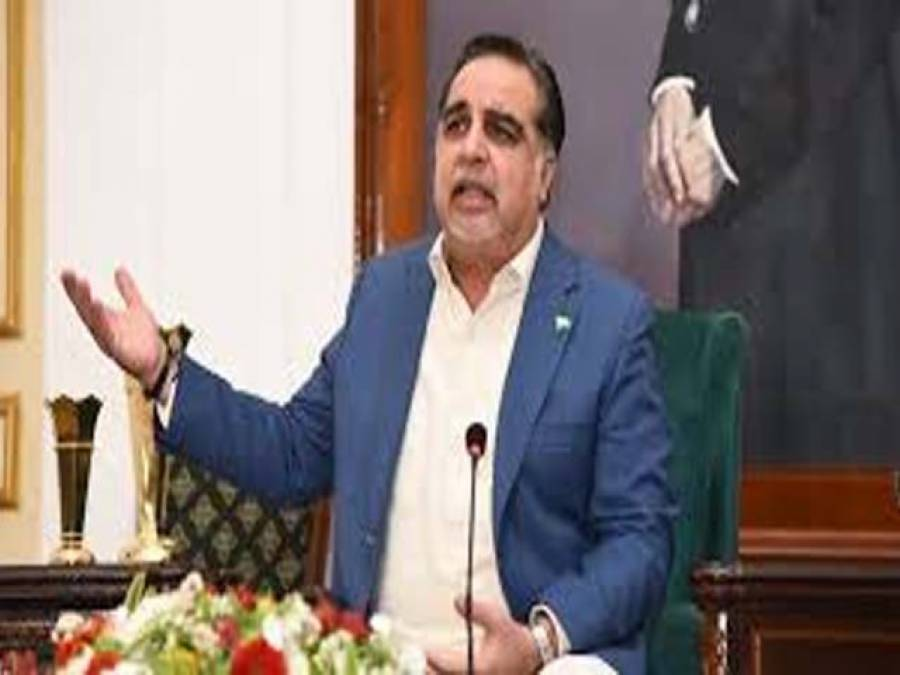 کیا واقعی ہی فردوس شمیم نقوی نے حکومت مخالف بیان پر استعفیٰ دیدیا ہے ؟ گورنر سندھ کا اہم بیان آ گیا
