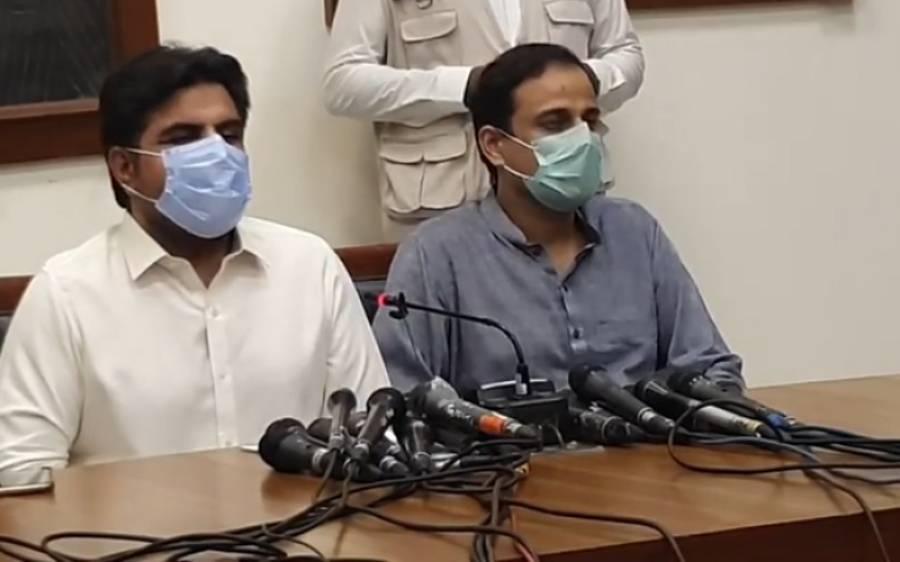کوروناوائرس کی شدت میں اضافہ، سندھ حکومت نے تعلیمی اداروں کی بندش کے حوالے سے اہم فیصلہ کرلیا