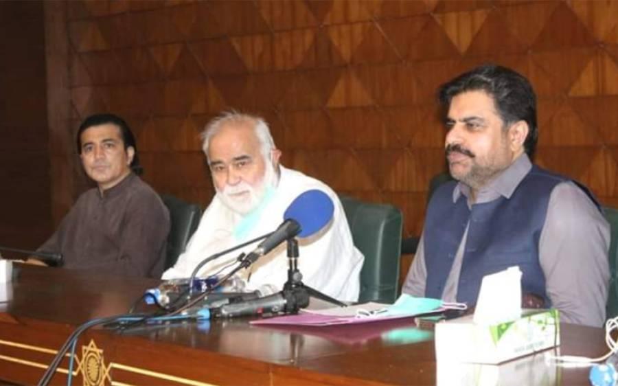 علی زیدی عوام کو بیوقوف بنانے کی کوشش بند کریں،ناصر حسین شاہ نے وفاقی وزیر کو آئینہ دکھا دیا