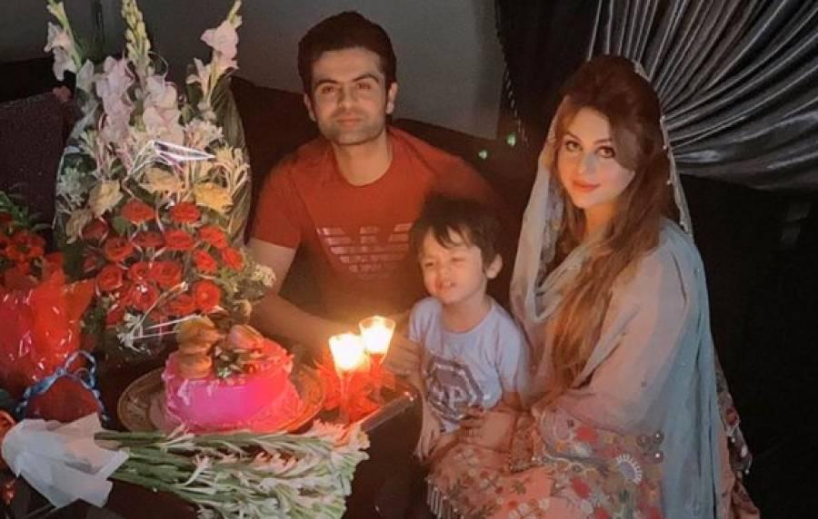 اہلیہ کی سالگرہ پر احمد شہزاد کا محبت بھرا پیغام