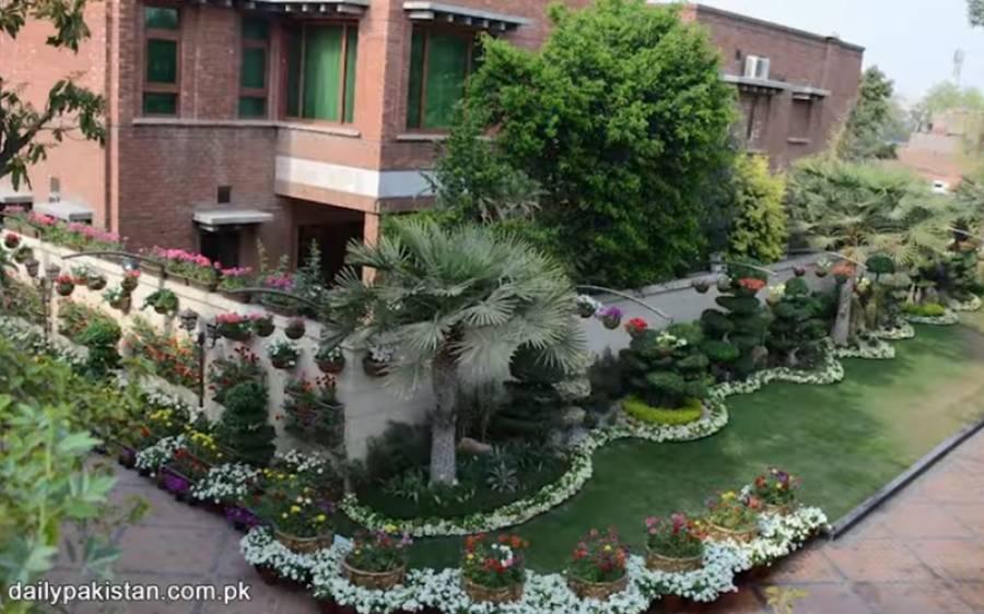 شہری نے دنیا کے حسین ترین پُھولوں اور پودوں سے اپنا گھر بھر دیا، دل کرے دیکھتے ہی جائیں