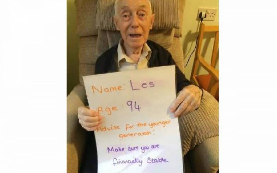 80 سال سے زائد عمر کے بزرگ افراد کی نوجوان نسل کیلئے دلچسپ اور کار آمد نصیحتیں