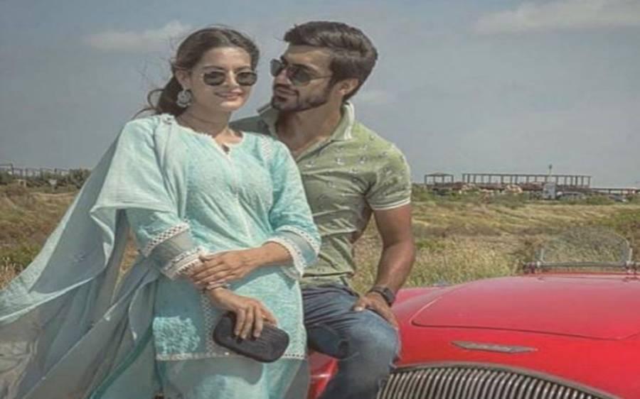 منال خان کو بھی سچا پیار مل گیا، برملا اظہار