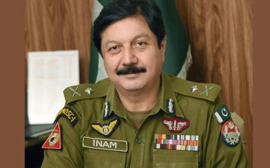 عابد ملہی کی گرفتاری، آئی جی پنجاب بھی میدان میں آگئے