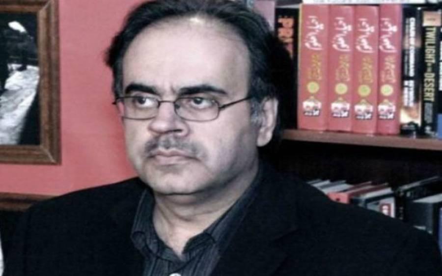 'وزیر اعظم کو گوادر جانا چاہیے' ڈاکٹر شاہد مسعود نے مشورہ دے دیا