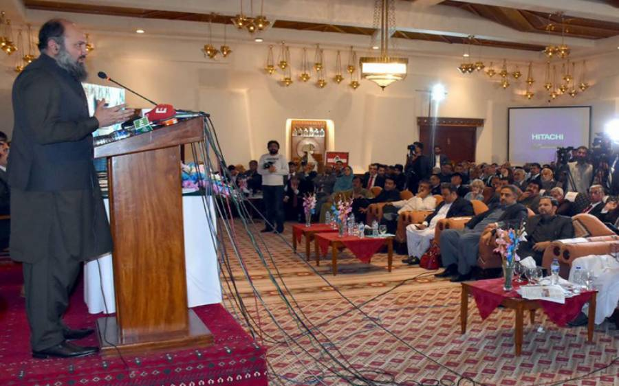 وزیراعلیٰ بلوچستان جام کمال عالمی وبا کورونا کا شکار ہوگئے