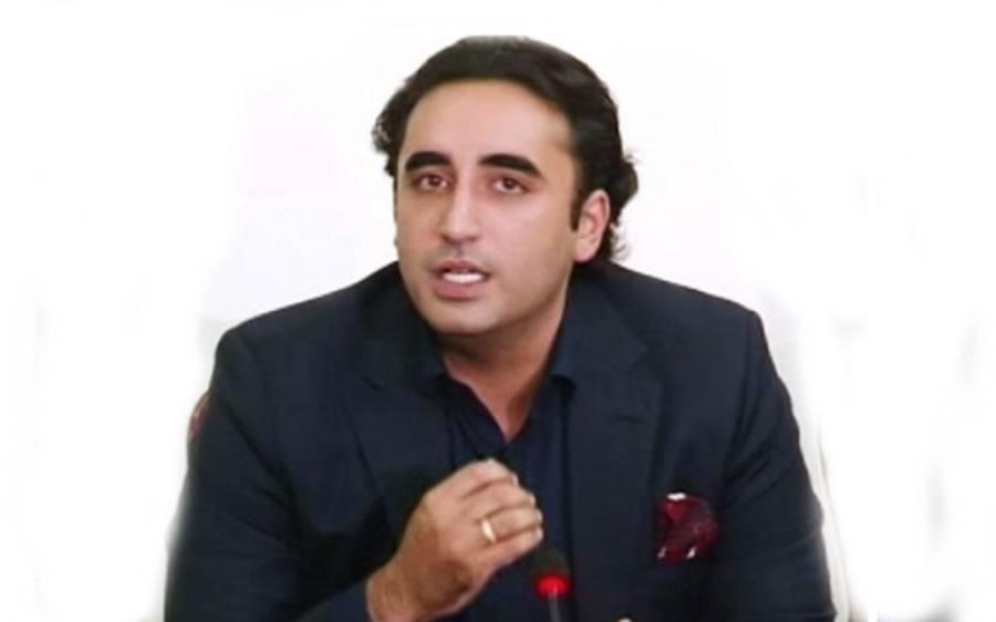 """کراچی جلسہ سے پہلے ہی بلاول نے اپنے آپ کو نوازشریف سے """" دور """" کر لیا"""