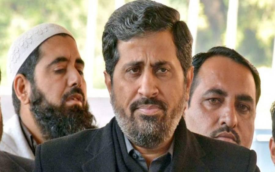 آج کراچی جلسے کی صدارت تحریک طالبان پاکستان کے نظریاتی سرپرست کررہے ہیں،فیاض الحسن چوہان