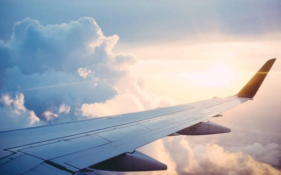امارات کی پہلی کمرشل پرواز اسرائیل پہنچ گئی