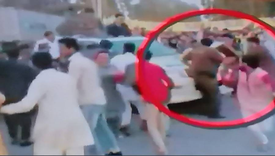 گوجرانوالہ جلسہ، رانا ثناء اللہ کے خلاف اقدام قتل کا مقدمہ درج کرلیا گیا