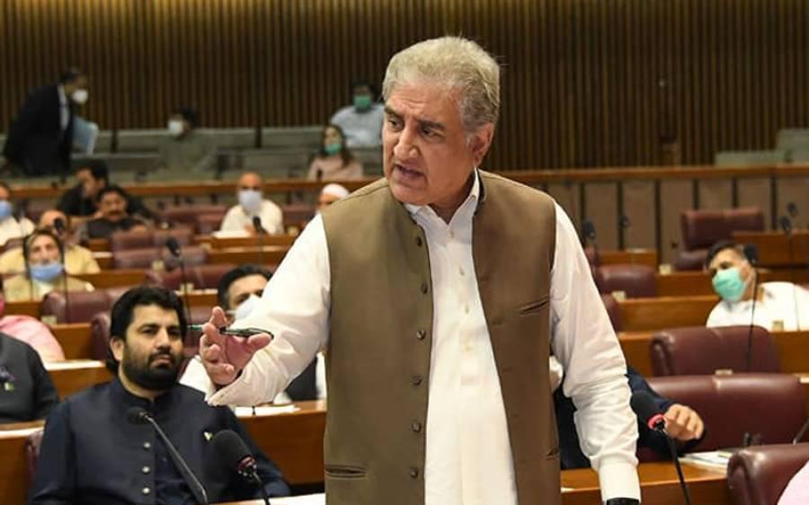 وزیر خارجہ شاہ محمود قریشی نے اپوزیشن جماعتوں کو بڑی وارننگ دے دی