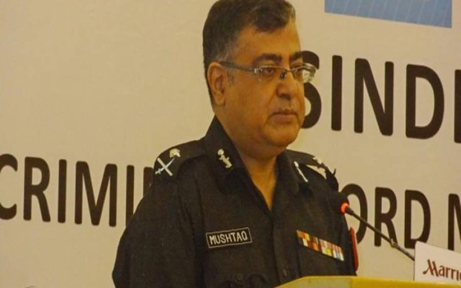 سندھ پولیس کے کون کون سے افسران چھٹیوں پر گئے؟ فہرست دیکھیے