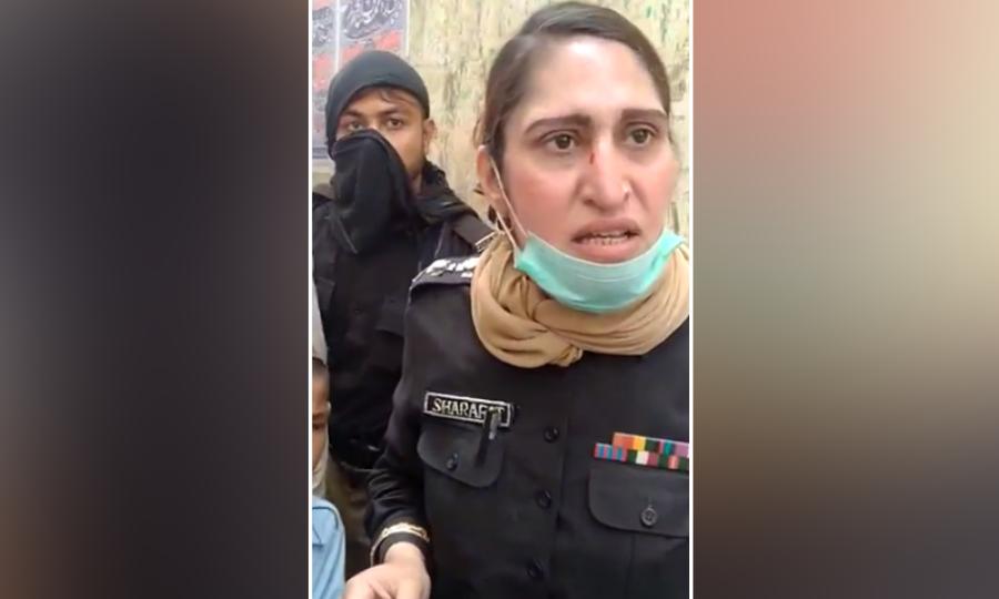 سندھ پولیس کی پہلی خاتون آفیسر نے بھی چھٹی کی درخواست دے دی، معاملہ انتہائی سنجیدہ ہوگیا