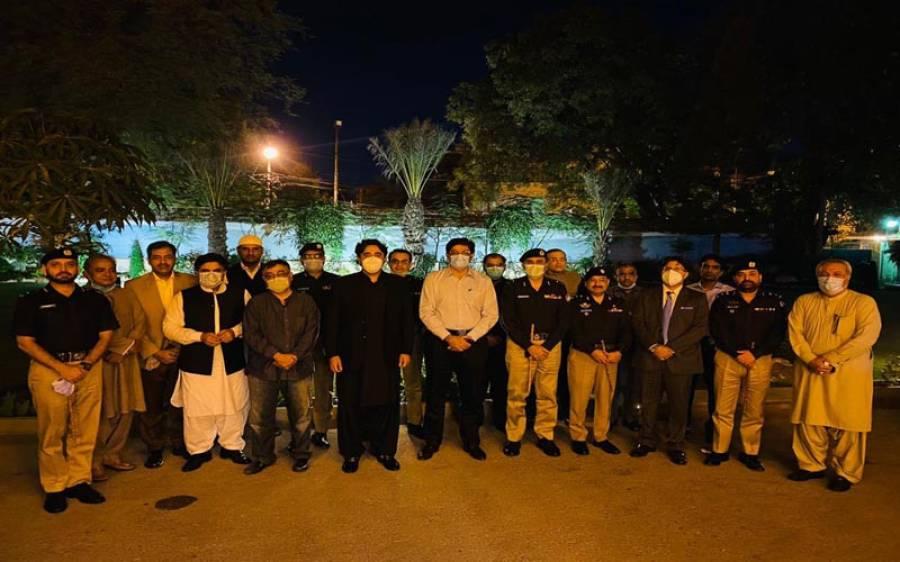 بلاول بھٹو زرداری نے سندھ پولیس کیلئے بڑا اعلان کردیا