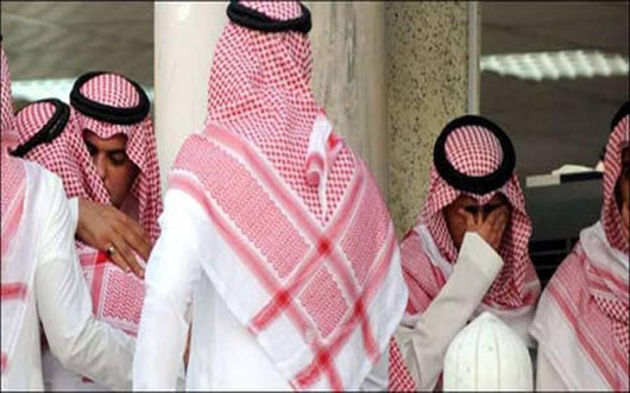 سعودی شہزادہ نواف بن سعد بن مسعود بن عبدالعزیز انتقال کر گئے