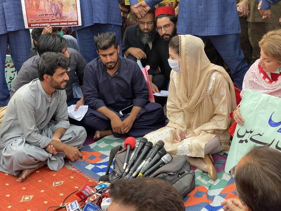 کراچی واقعے کی انکوائری رپورٹ کو چھپایا گیا تو یہ ہم نہیں ہونے دیں گے : مریم نواز