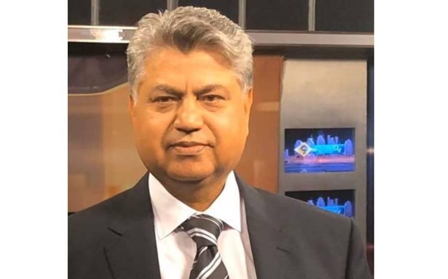 """""""سعودی عرب سفارت خانے میں یوم سیاہ کشمیر کے پروگرام کی اجازت نہیں دے رہا """"سینئر صحافی نے تہلکہ خیز دعویٰ کر دیا"""