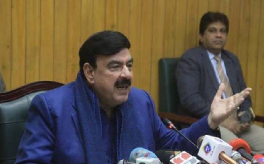 عمران خان کہیں نہیں جارہے ،31دسمبر سے فروری تک جھاڑو پھیر دیاجائے گا،شیخ رشید
