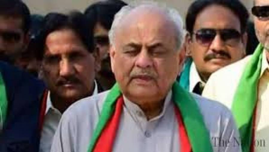 ' آئی جی سندھ خود اپنی گاڑی میں گئے' زبردستی مقدمات کی خبروں پر وفاقی وزیر داخلہ بھی بول پڑے