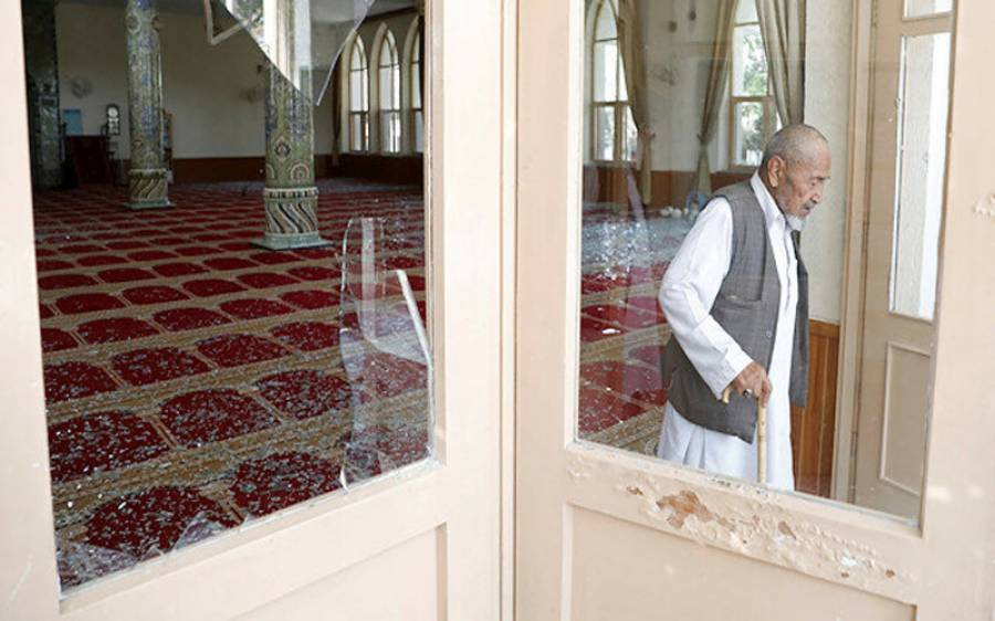 کابل میں خودکش دھماکہ ، 13افراد ہلاک اور20زخمی ہوگئے