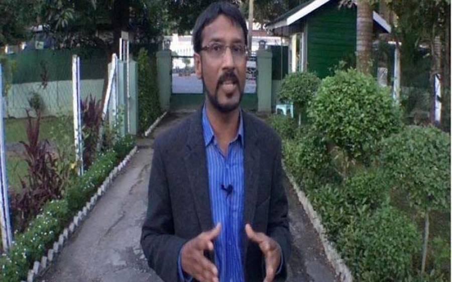 علی عمران کے لاپتہ اورواپسی کامعاملہ،حکومت نے بڑا قدم اٹھا لیا