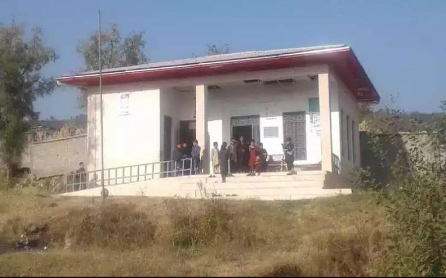 زلزلہ 2005 میں تباہ شدہ علاقے کا واحد گرلز پرائمری سکول 15 سال بعد دوبارہ بن گیا