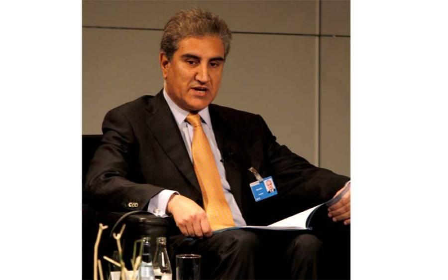 اگر حکومت کو غیرمستحکم کریں گے توکوئی کام نہیں کرپائیں گے:شاہ محمودقریشی